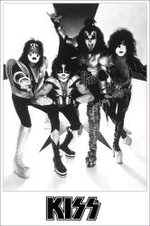 KISS poster: Psycho Circus (24x36) New