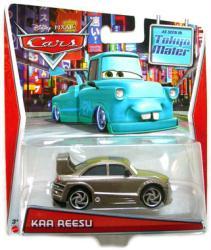 Cars [Tokyo Mater] Kaa Reesu die-cast vehicle (Mattel) Disney/Pixar