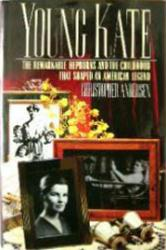 Katharine Hepburn biography: Young Kate (Hardback Book/1988)