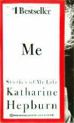 Katharine Hepburn autobiography: Me Stories of My Life (PB Book) VG