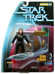 Star Trek Warp Factor Series 4: Keiko O'Brien action figure (VG)