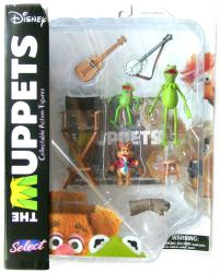 The Muppets: Kermit, Bean & Robin action figures (Diamond Select)