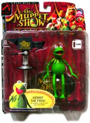 The Muppet Show Series One: Kermit the Frog figure (Palisades/2002)