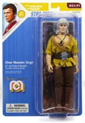Star Trek The Wrath of Khan: Khan Noonien Singh 8 inch figure (MEGO)