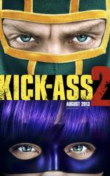 Kick-Ass 2 movie poster [Chloe Grace Moretz] original 27 X 40