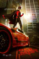 Kick-Ass movie poster [Christopher Mintz-Plasse as Red Mist] advance