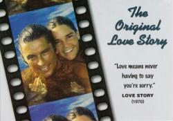 The Kid Stays In the Picture promo postcard [Robert Evans/Ali MacGraw]
