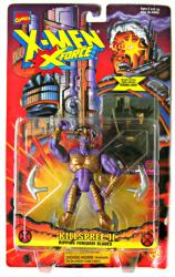 X-Men X-Force: Killspree II action figure (ToyBiz/1996)