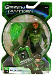 Green Lantern [Movie] Kilowog action figure (Mattel/2010)