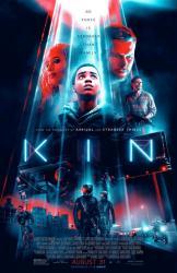 Kin movie poster [Myles Truitt, Jack Reynor, James Franco] 27x40