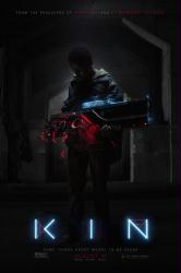 Kin movie poster [Myles Truitt] 27x40 original advance