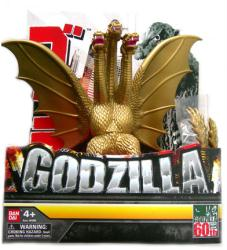 Godzilla: King Ghidorah action figure (Bandai/2014) New