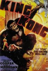King Kong movie poster (1933) [Fay Wray] 27'' X 39''