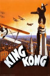 King Kong movie poster [1933] 24'' X 36''