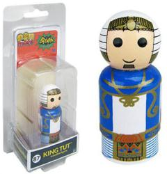 Batman Classic TV series: King Tut Pin Mate wooden figure
