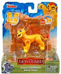The Lion Guard: Kion's Toppling Rock Wall figure set (Just Play/2016)