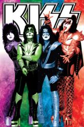KISS poster: Colors (24'' X 36'') New