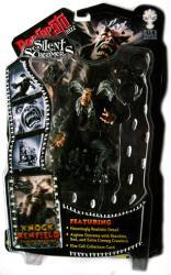 Silent Screamers [Nosferatu] Knock Renfield figure (Aztech Toyz/2000)