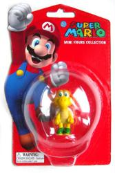 Super Mario Mini Figure Collection: Koopa Troopa figure (Goldie/2012)