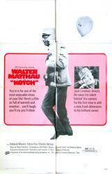 Kotch movie poster [Walter Matthau] a Jack Lemmon film (27x41) 1971