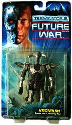 Terminator 2 Future War: Kromium action figure (Kenner/1992)