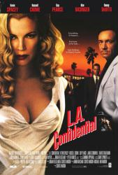 L.A. Confidential movie poster [Kim Basinger, Kevin Spacey] 27x40