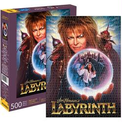 Labyrinth jigsaw puzzle [David Bowie] 500 piece (Aquarius)