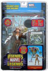 Marvel Legends Onslaught Series: Lady Deathstrike figure (ToyBiz/2006)