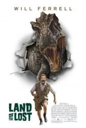 Land of the Lost movie poster [Will Ferrell] 2009