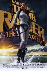 Lara Croft-Tomb Raider: Cradle of Life movie poster [Angelina Jolie]