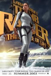 Lara Croft Tomb Raider: Cradle of Life poster [Angelina Jolie] 27x40