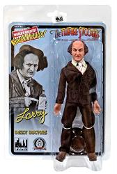 "The Three Stooges: Dizzy Doctors Larry 8"" retro-style action figure"