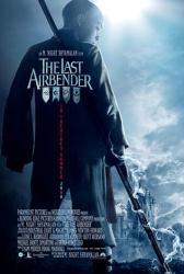 The Last Airbender movie poster (2010) [Noah Ringer as Aang] one-sheet