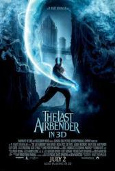 The Last Airbender movie poster (2010) [Noah Ringer as Aang] July 2