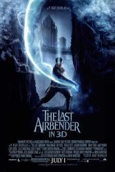 The Last Airbender movie poster (2010) [Noah Ringer as Aang] July 1