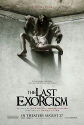 The Last Exorcism movie poster [Ashley Bell] 27x40 advance