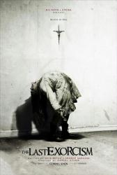 The Last Exorcism movie poster (2010) [Ashley Bell] advance