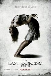 The Last Exorcism Part II movie poster (original 27 X 40 advance) 2013