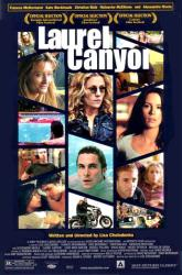 Laurel Canyon movie poster [Frances McDormand, Christian Bale] 27x40
