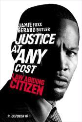 Law Abiding Citizen movie poster [Jamie Foxx] 27x40 Advance