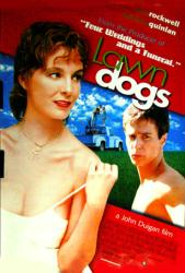 Lawn Dogs movie poster [Kathleen Quinlan & Sam Rockwell] video poster