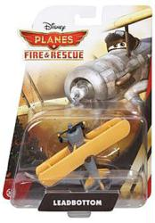 Planes Fire & Rescue: Leadbottom diecast plane (Mattel) Disney