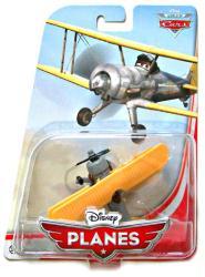 Planes: Leadbottom 1:55 die-cast plane (Mattel/2013) Disney