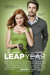 Leap Year movie poster [Amy Adams & Matthew Goode] January 8