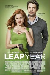 Leap Year movie poster [Amy Adams & Matthew Goode] 2010