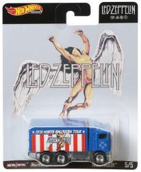 Hot Wheels: Led Zeppelin 1975 North American Tour Hiway Hauler vehicle