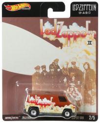Hot Wheels: Led Zeppelin II Super Van die-cast vehicle