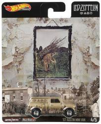 Hot Wheels: Led Zeppelin IV '67 Austin Mini Van die-cast vehicle