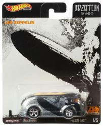 Hot Wheels: Led Zeppelin I Haulin' Gas die-cast vehicle
