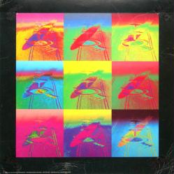 Led Zeppelin poster: Boxed Set 2 vintage LP/Album flat
